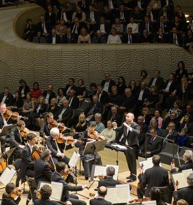 Berlin Philharmonic Pays a Visit