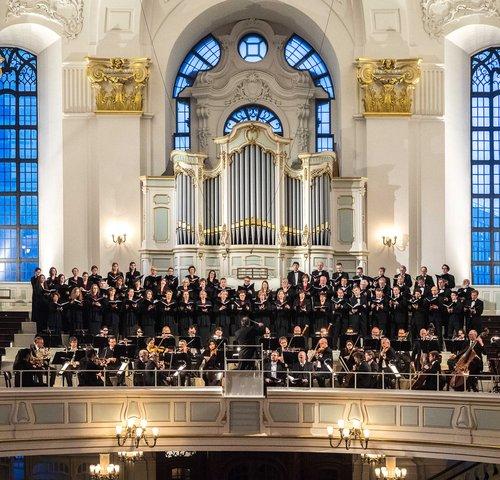 Sun, 10 Nov 2019 - Monteverdi-Chor Hamburg / Göttinger