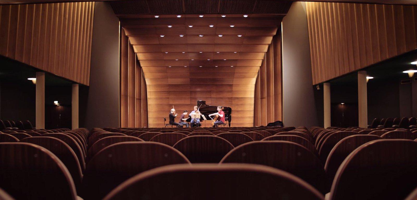 Kammermusik in der Laeiszhalle