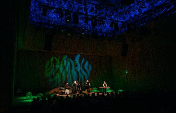 Poems for Jamiro / Elbphilharmonie