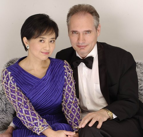 Lina Yeh & Rolf-Peter Wille