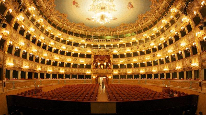 Teatro La Fenice, Venedig