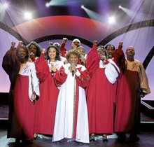 Queen Esther Marrow & The Harlem Gospel Singers