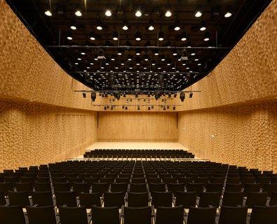 Elbphilharmonie Hamburg / Kleiner Saal