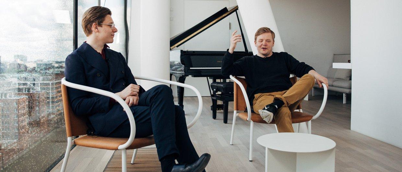 Elphi at Home: Mäkelä / Kuusisto / NDR Elbphilharmonie Orchestra