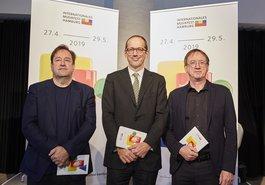Georges Delnon / Christoph Lieben-Seutter / Achim Dobschall