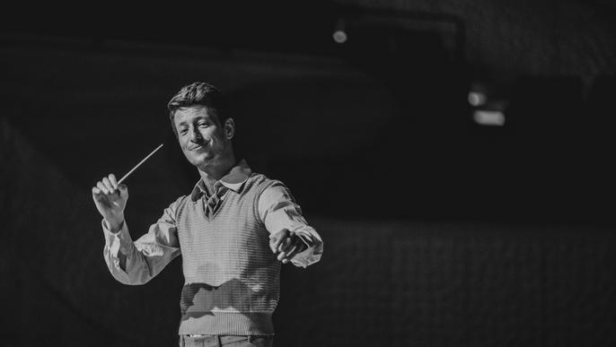 Dirigent Duncan Ward