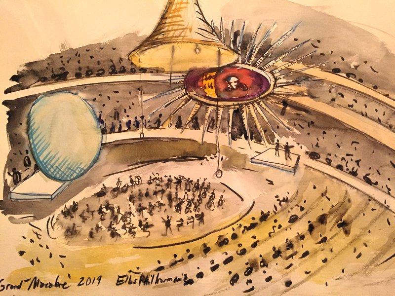 »Le Grand Macabre« in der Elbphilharmonie