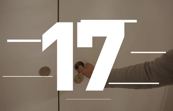 Elbphilharmonie Adentskalender / Tür 17
