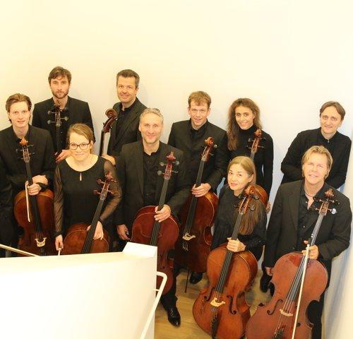 Die Elph-Cellisten