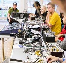 Modular Synthesizer Ensemble