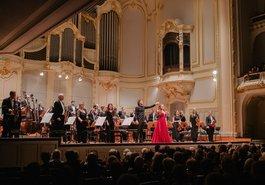 Chamber Orchestra of Europe / Robin Ticciati / Louise Alder