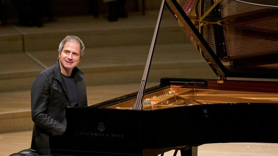 Piotr Anderszewski in der Elbphilharmonie 2017