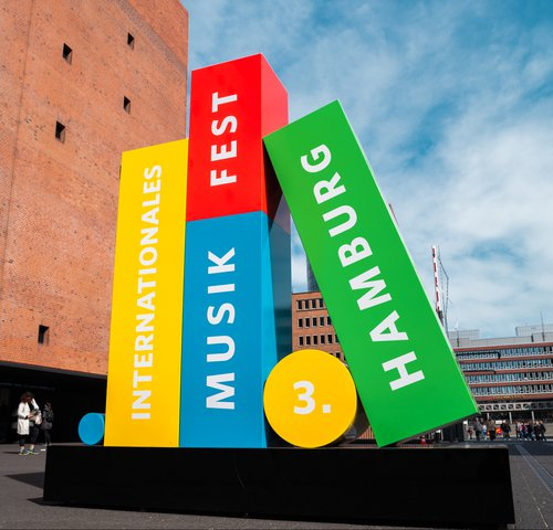 Skulptur IMFH 2018