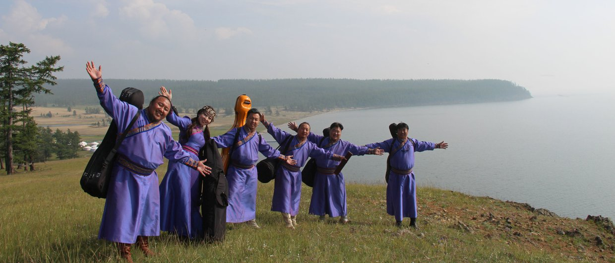 The Music of Mongolia