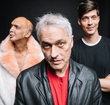 Marc Ribot Ceramic Dog