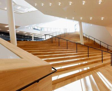 Elbphilharmonie Hamburg / Grand Hall Foyer
