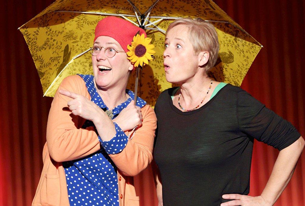 Heidi Vollprecht & Susanne Grünig