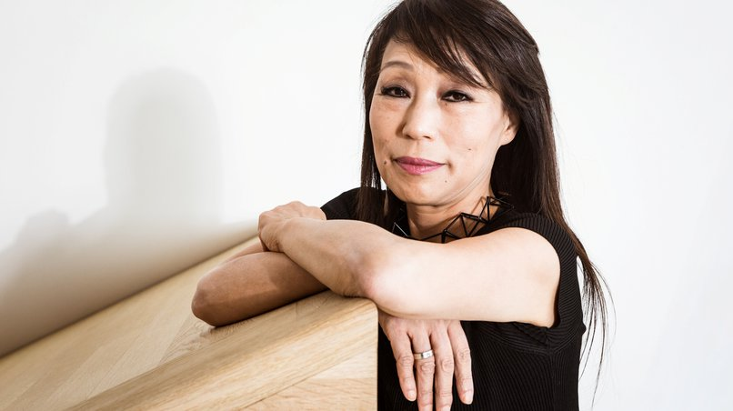 Unsuk Chin in the Elbphilharmonie