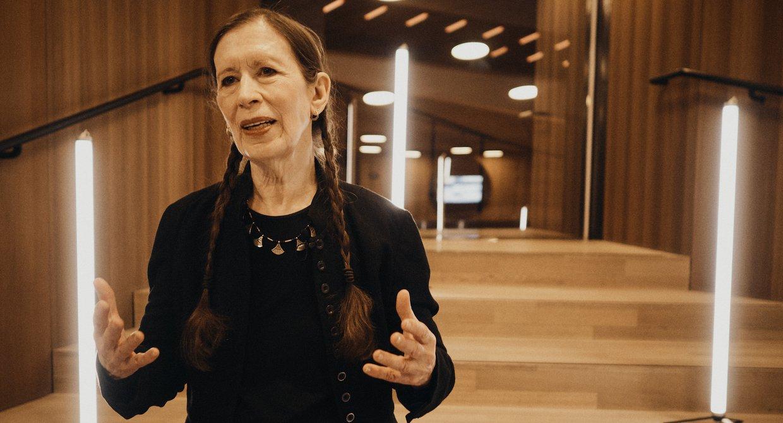 Elbphilharmonie Sessions: Meredith Monk