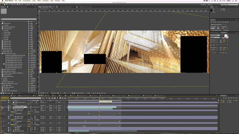 Screenshot After Effects / Thorsten Bauer