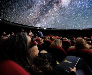 Hamburg Planetarium