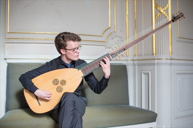 Elbphilharmonie explains: The theorbo