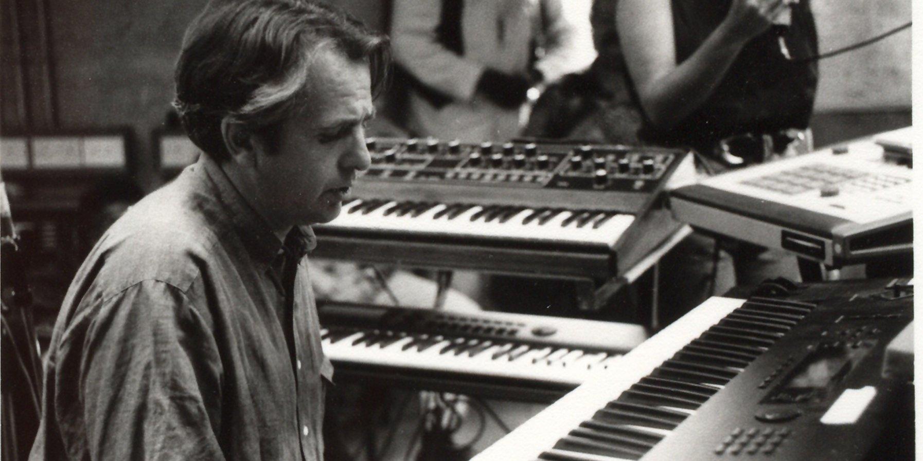 Peter Gabriel in den Real World Studios