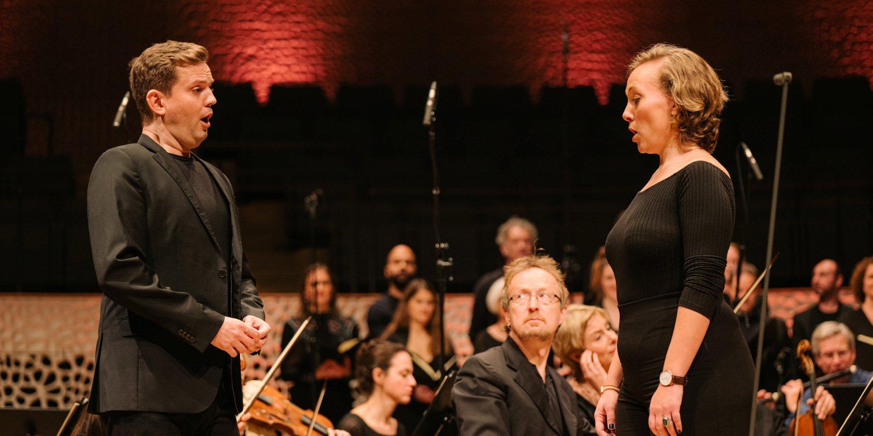 Solisten des Balthasar-Neumann-Chores
