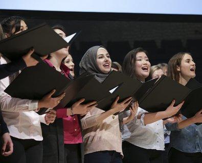 Syrisch-deutscher Projektchor