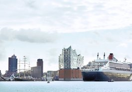 Elbphilharmonie / Queen Mary