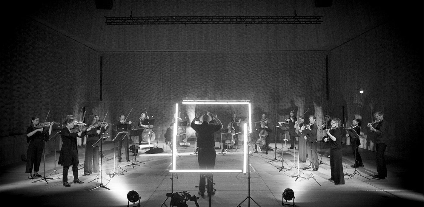 Ensemble Resonanz / Johannes Kalitzke