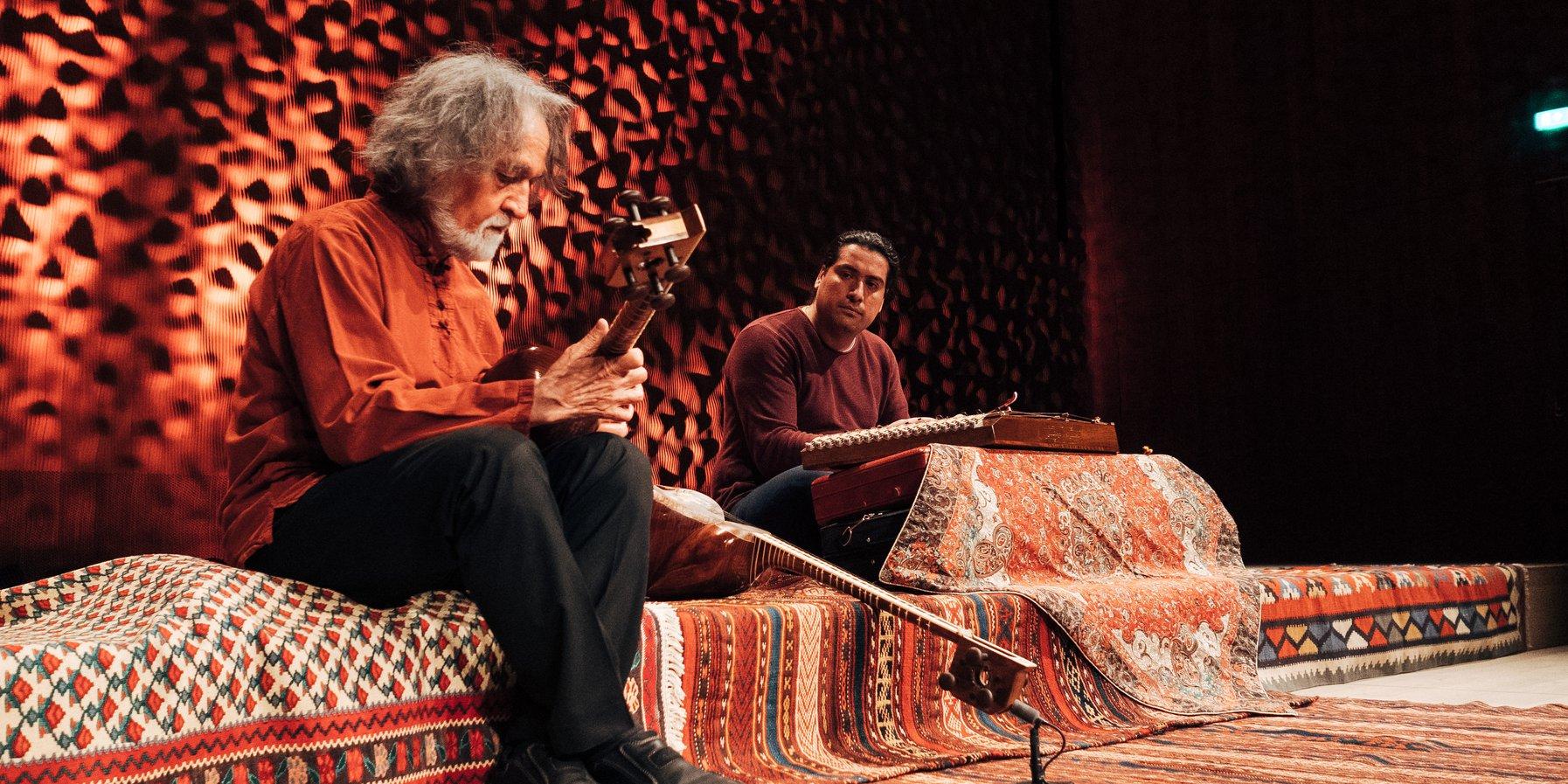 Majid Derakhshani & Saeed Zamani