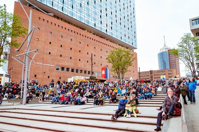 Elbphilharmonie Concerts on Screen