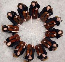 Die 12 Cellisten der Berliner Philharmoniker