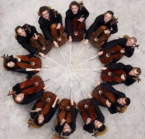 Sun, 14 Jan 2018 16:00 The 12 Cellists of the Berlin Philharmonic