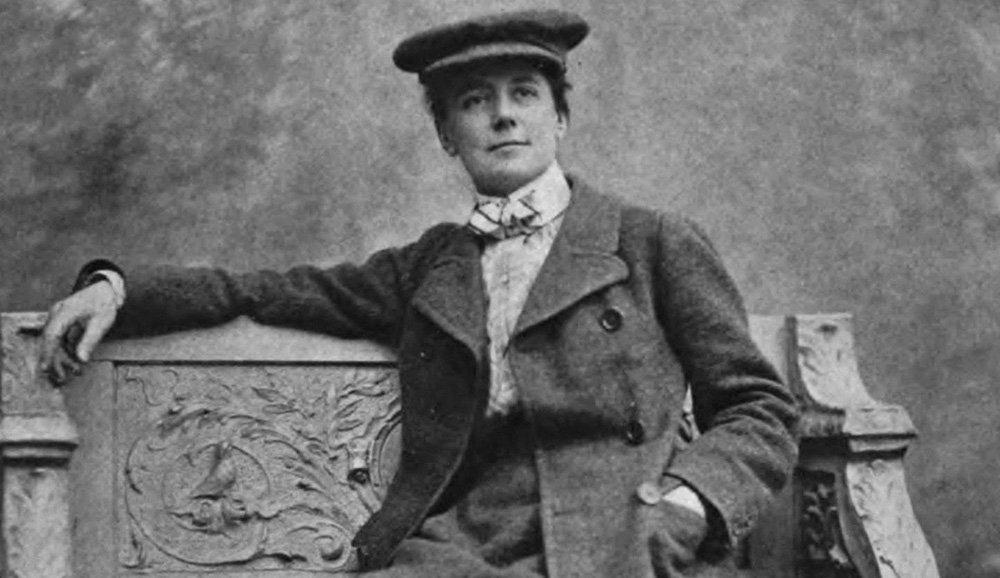 Ethel Smyth circa 1903