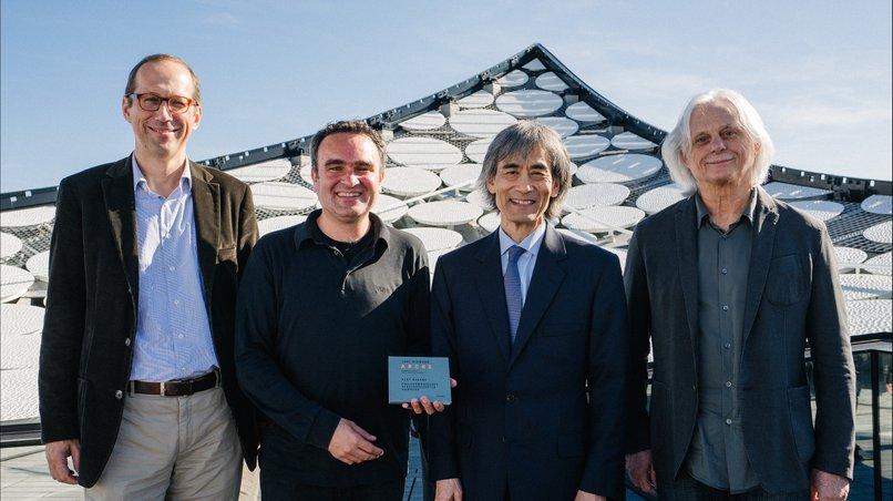 C. Lieben-Seutter, J. Widmann, K. Nagano, M. Eicher