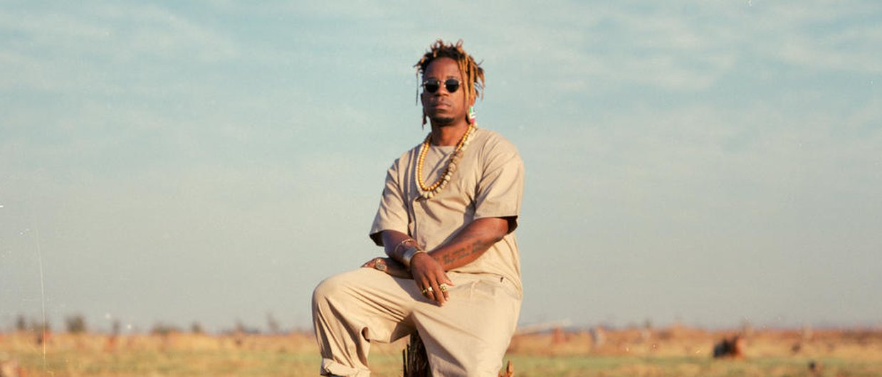 5 Questions for Blick Bassy