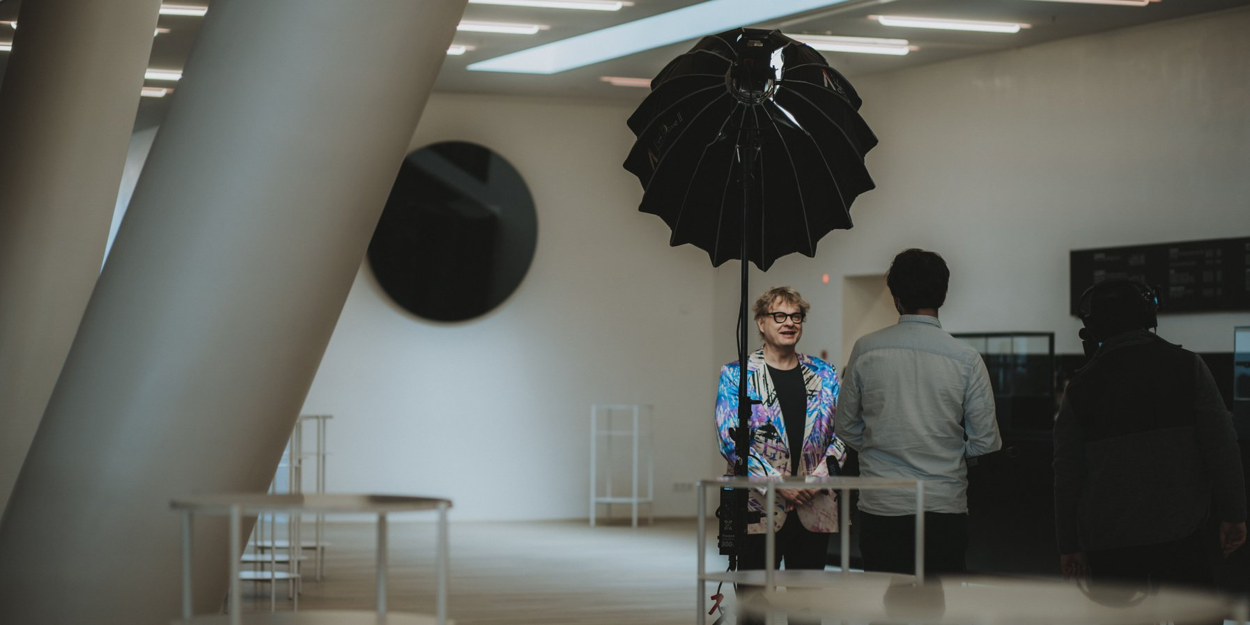 Interview: Iiro Rantala im Foyer