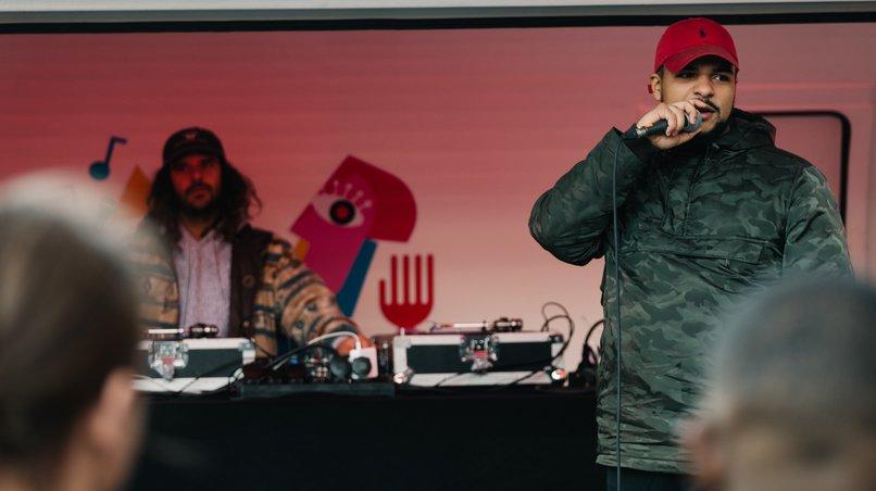 Leroy Menace / DJ Saint One