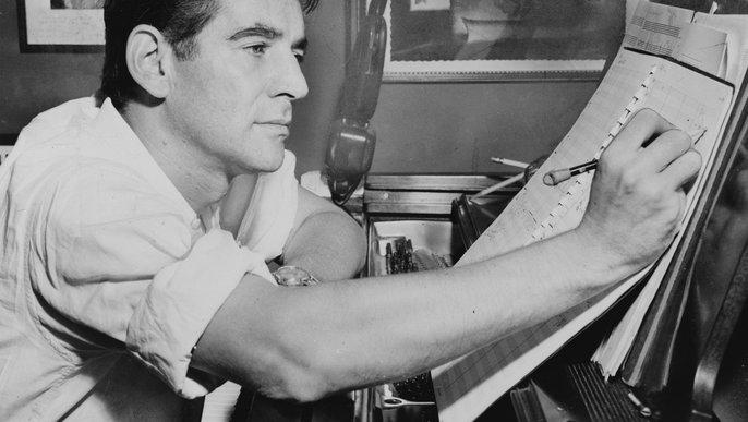Leonard Bernstein (1955)