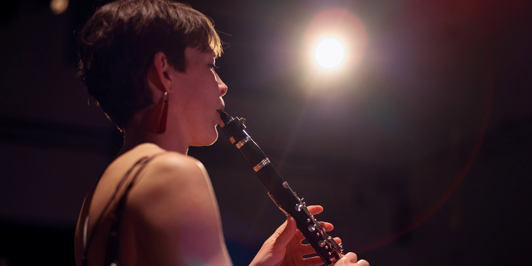 On the clarinet: Carola Schaal