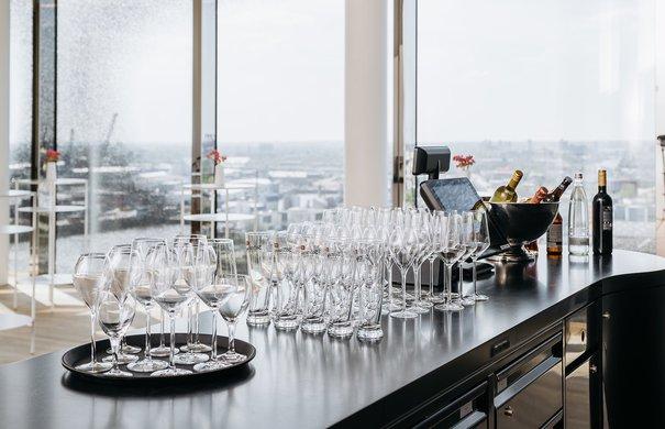 Elbphilharmonie Foyer / Gastronomie