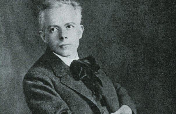 Béla Bartók, 1924