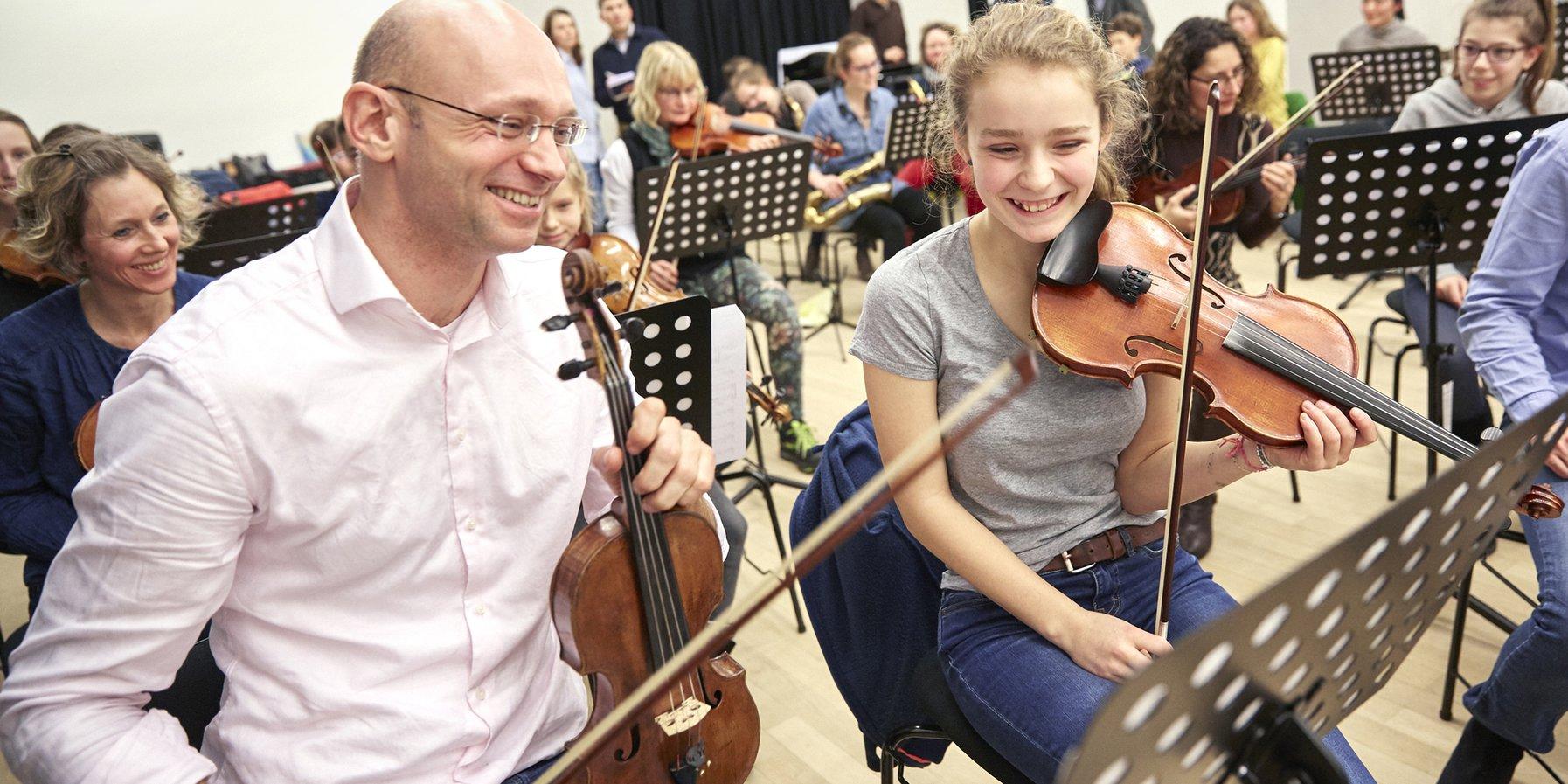 Elbphilharmonie Familienorchester