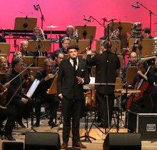 Max Mutzke / NDR Radiophilharmonie