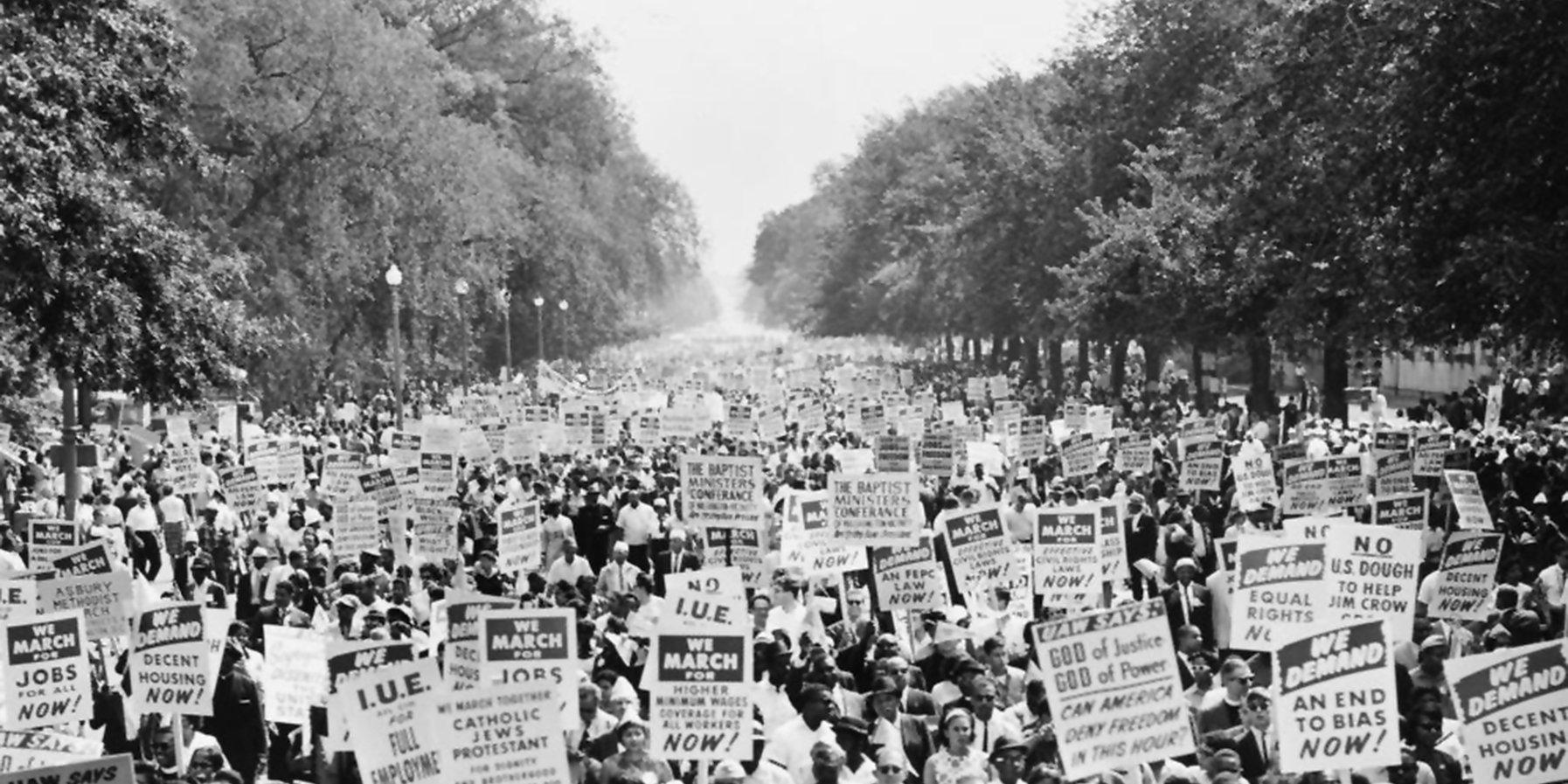 Bürgerrechtsbewegung in den USA