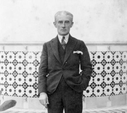 Maurice Ravel in Malaga (1928)