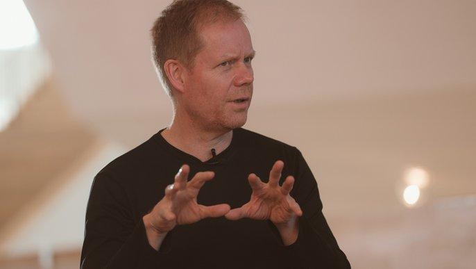 Max Richter in der Elbphilharmonie